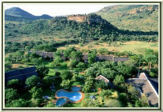 Pilanesberg National Park.