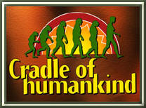 Cradle of Humankind Logo.